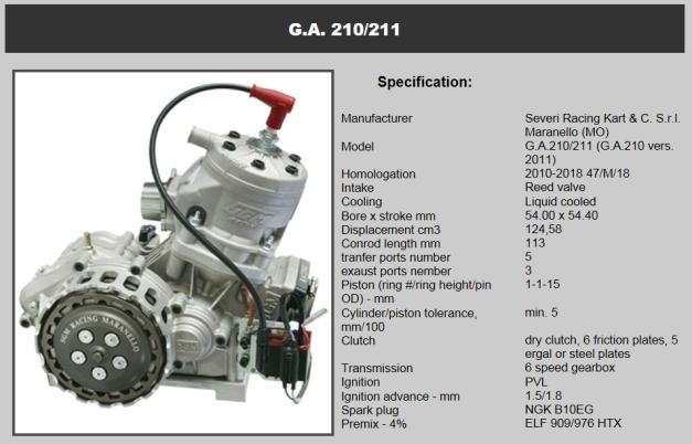 SGM G.A -210-11.
