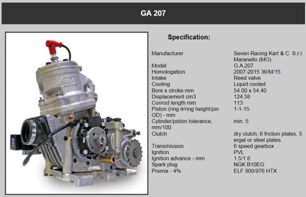 SGM G.A-207.