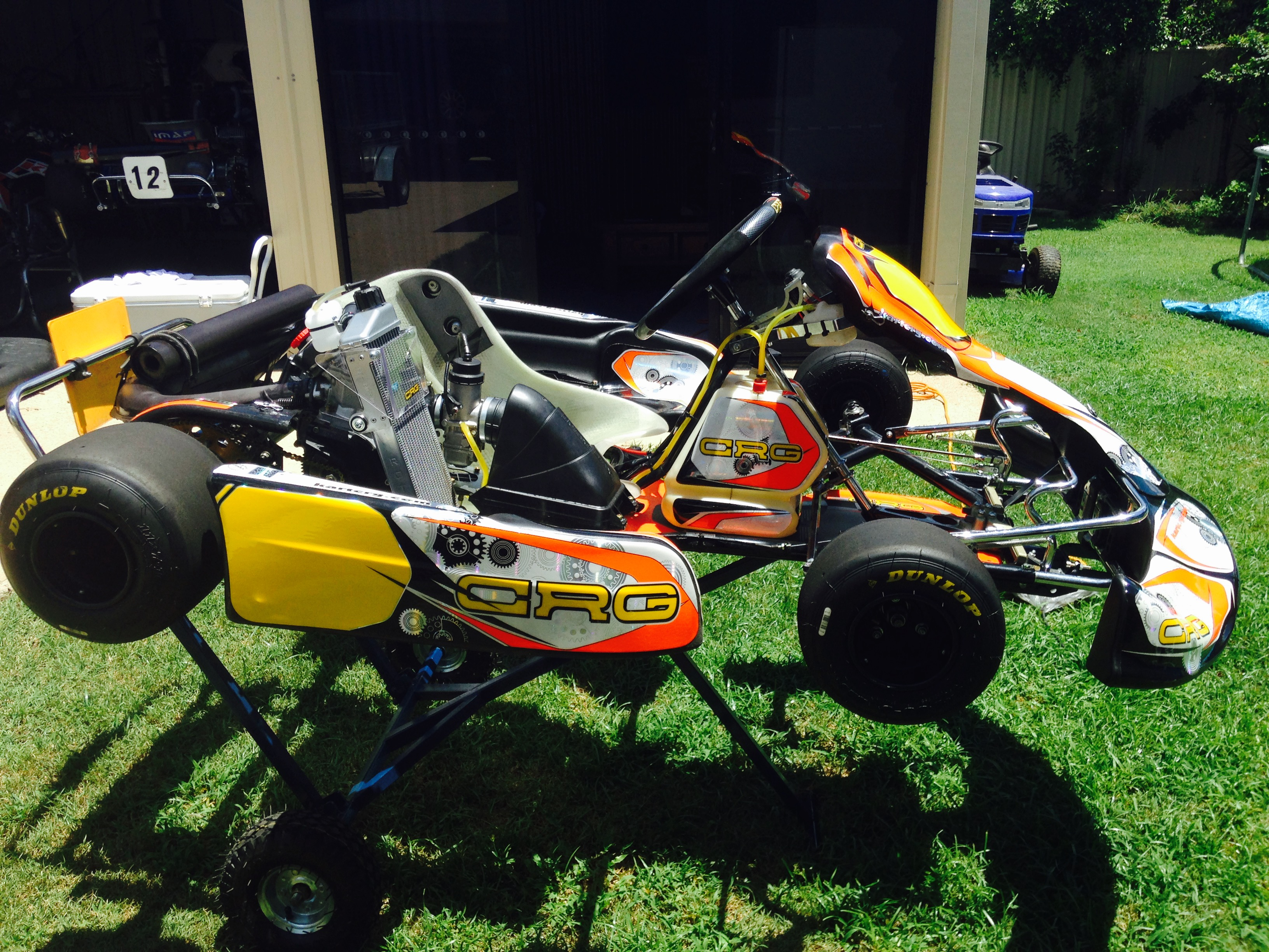 Second Hand Karts/Gear For Sale  |