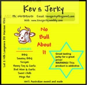 Kev's Jerky