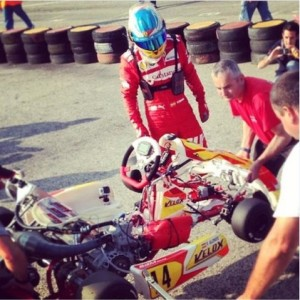 Alonso & Velox